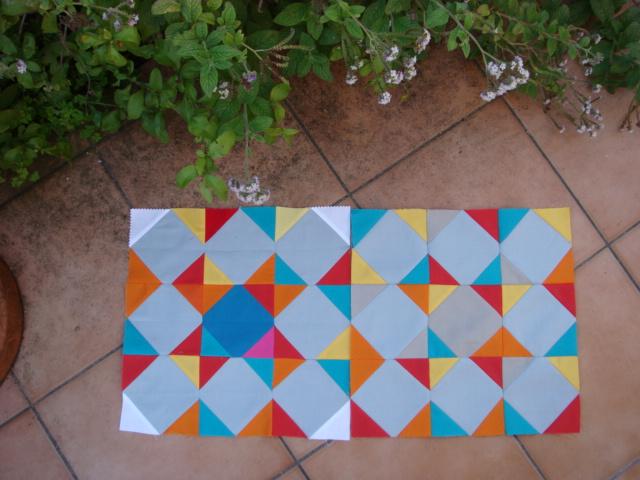 April Blocks: Fallow Group.
